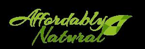 AffordablyNatural logo transparent